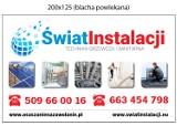 Logo firmy przeciek24.com- Swiat Instalacji