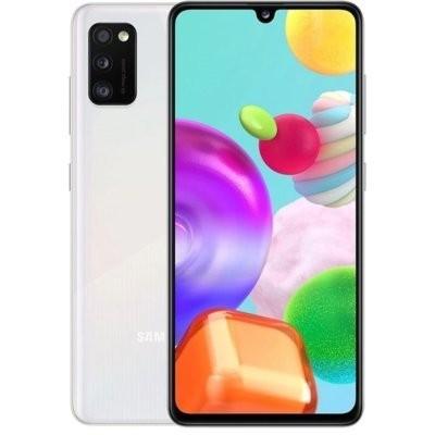 Smartfon SAMSUNG Galaxy A41 Biały