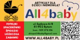 Logo firmy All4Baby