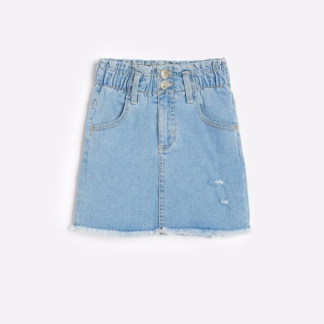 Reserved - Jeansowa spódniczka - Niebieski