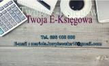 Logo firmy Twoja E-Księgowa