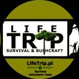 Logo firmy LifeTrip Survival & Bushcraft - Szkoła Przerwania