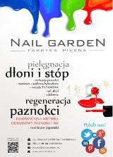 Logo firmy Nail Garden - Fabryka Piękna