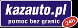 Logo firmy KAZAUTO PL Sp. z o.o. Centrum Pomocy Powypadkowej i Wypożyczalnia Pojazdów