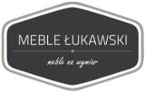Logo firmy Handel Hurtowy Mariusz Łukawski Sklep meblowy Meble Łukawski meble na wymiar