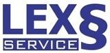 """Logo firmy Kancelaria Usług Prawnych """"Lex Service"""" Sp. z o.o."""