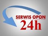 Logo firmy SERWIS OPON 24H - Wulkanizacja Mobilna