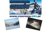 Logo firmy Stacja Narciarska CZARNÓW SKI   Nowy wyciąg teleskopowy   Jazdy nocne