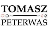 Logo firmy TOMASZ PETERWAS - ILUZJONISTA