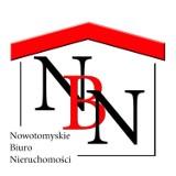 Logo firmy Nowotomyskie Biuro Nieruchomości