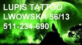 Logo firmy Studio tatuażu