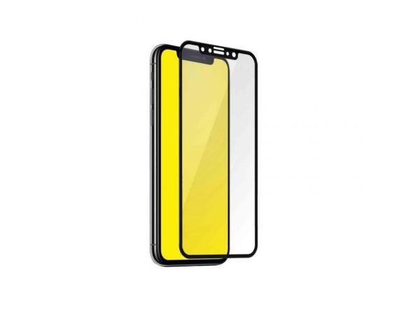 Szkło do iPhone X/XS czarne