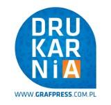 Logo firmy GRAFPRESS ETYKIETY