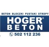 Logo firmy HOGER BETON