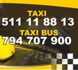 Logo firmy Sprint Taxi Zawiercie 511 11 88 13