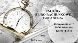 Logo firmy Emigra Biuro Rachunkowe Emilia Grasza