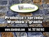 Logo firmy Maxpol-bud Starobruk