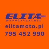 Logo firmy Wypożyczalnia busów i samochodów - Elita Chojnice