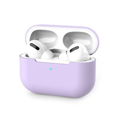 Etui TECH-PROTECT Icon do Apple AirPods Pro Fioletowy