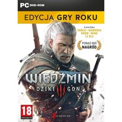 Gra PC Wiedźmin 3: Dziki Gon - Edycja Gry Roku