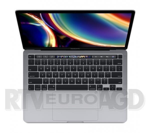 """Apple Macbook Pro 13 2020 z Touch Bar 13,3"""" Intel Core i5 - 16GB RAM - 1TB SSD Dysk - macOS (gwiezdna szarość)"""