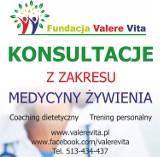 Logo firmy Dietetyk - Fundacja Valere Vita