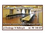 Logo firmy KONRAD - Pokoje gościnne, Sala bankietowa, Sala konferencyjna, Centrum szkoleniowe, Organizacja wesel