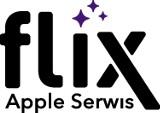 Logo firmy FLIX Warszawa - Serwis Apple