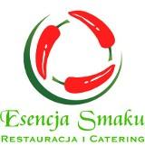 """Logo firmy Restauracja """"Esencja Smaku"""""""
