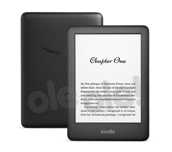 Amazon Kindle 10 8GB (z reklamami) (czarny)