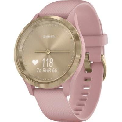 Zegarek sportowy GARMIN Vivomove 3S Różowo-złoty