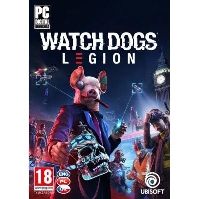 Gra PC Watch Dogs Legion