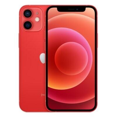 Smartfon APPLE iPhone 12 mini 256GB (PRODUCT)RED MGEC3PM/A