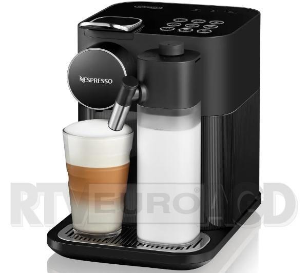 DeLonghi Nespresso Gran Lattissima EN650.B (czarny)