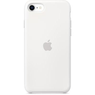 Etui APPLE Silicone Case do iPhone SE Biały MXYJ2ZM/A