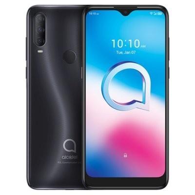 Smartfon ALCATEL 3L (2020) Szary