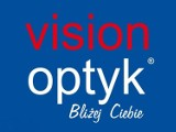 Logo firmy Vision Optyk