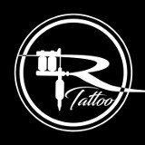 Logo firmy Ricardo Tattoo Studio Tatuażu