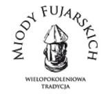 """Logo firmy Gospodarstwo Pasieczne """"Kószka I"""" Konrad Fujarski"""