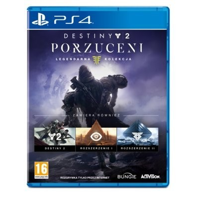 Destiny 2: Porzuceni - Legendarna Kolekcja Gra PS4