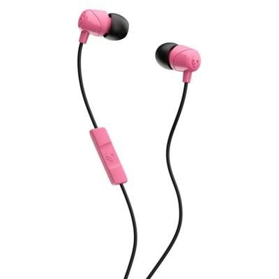 Słuchawki przewodowe SKULLCANDY Jib Różowy/Czarny/Różowy