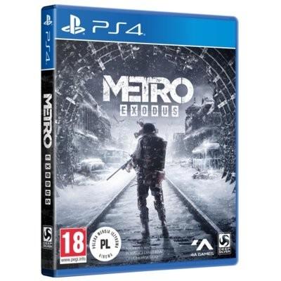 Gra PS4 Metro Exodus