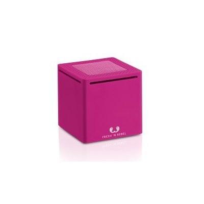 Głośnik Bluetooth FRESH N REBEL Rockbox Cube Wildberry