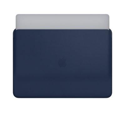 Etui APPLE Leather Sleeve do Apple MacBook Pro 15 cali Nocny Błękit MRQU2ZM/A