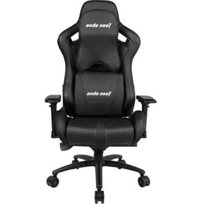Fotel ANDA SEAT Kaiser Series Premium Czarny