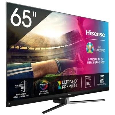 "Telewizor HISENSE 65U8QF 65"" QLED 4K 120Hz Dolby Atmos Full Array"