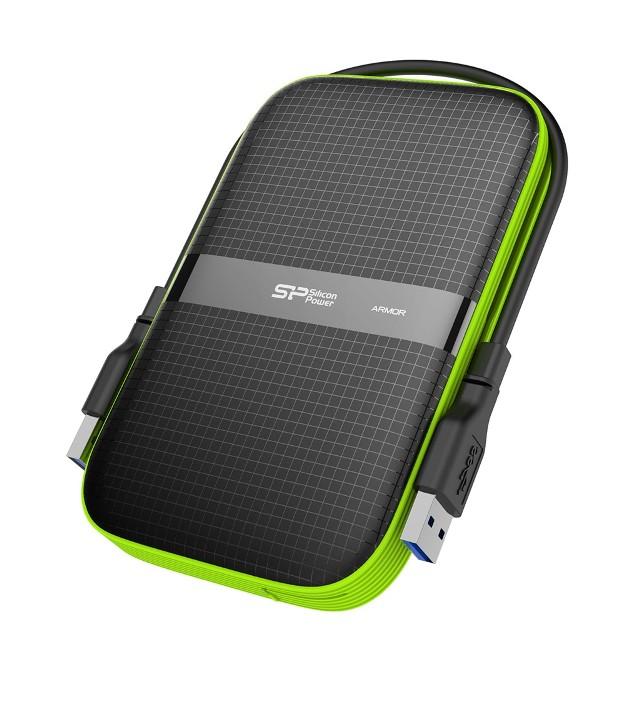 HDD Silicon Power Armor A60 2TB USB 3.1 - SP020TBPHDA60S3K- Zamów do 16:00, wysyłka kurierem tego samego dnia!