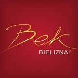 Logo firmy BEK - Bielizna
