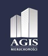 Logo firmy Agis Nieruchomości.