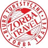 Logo firmy Biuro Podróży ZORBA TRAVEL